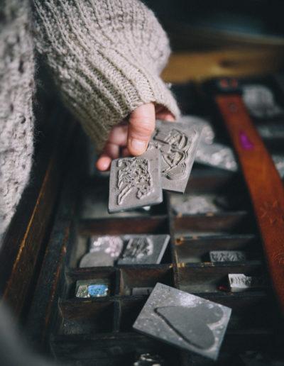 Belt Stamps