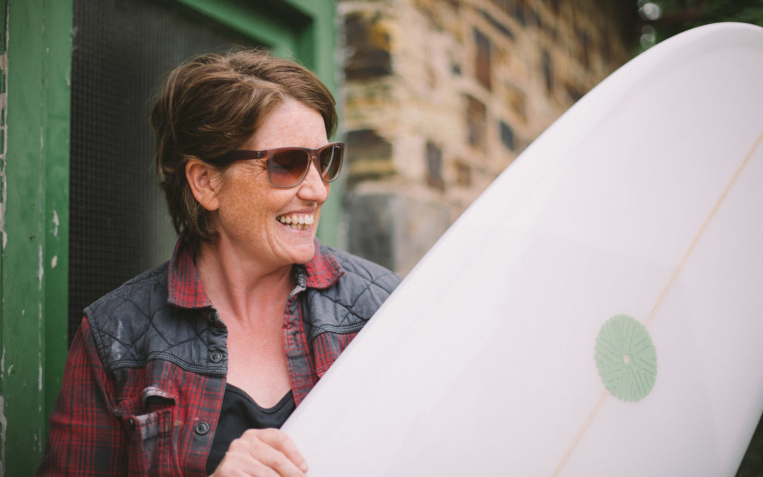 Ellie Miller – Miller Surfboards