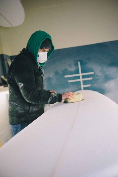 Maker 2 // Miller Surfboards – Photo Journal