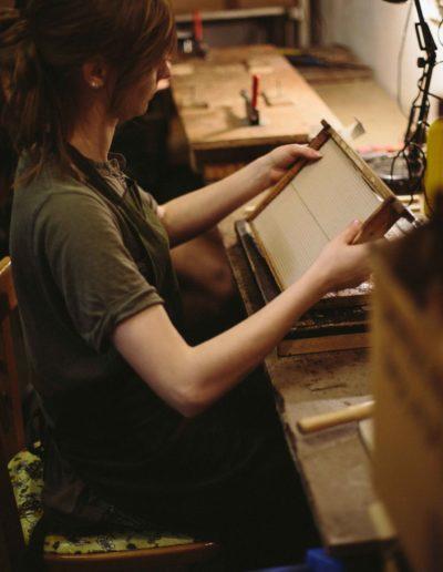 Making of Brood Frame