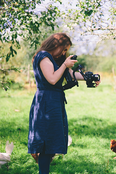 Filming Rosie