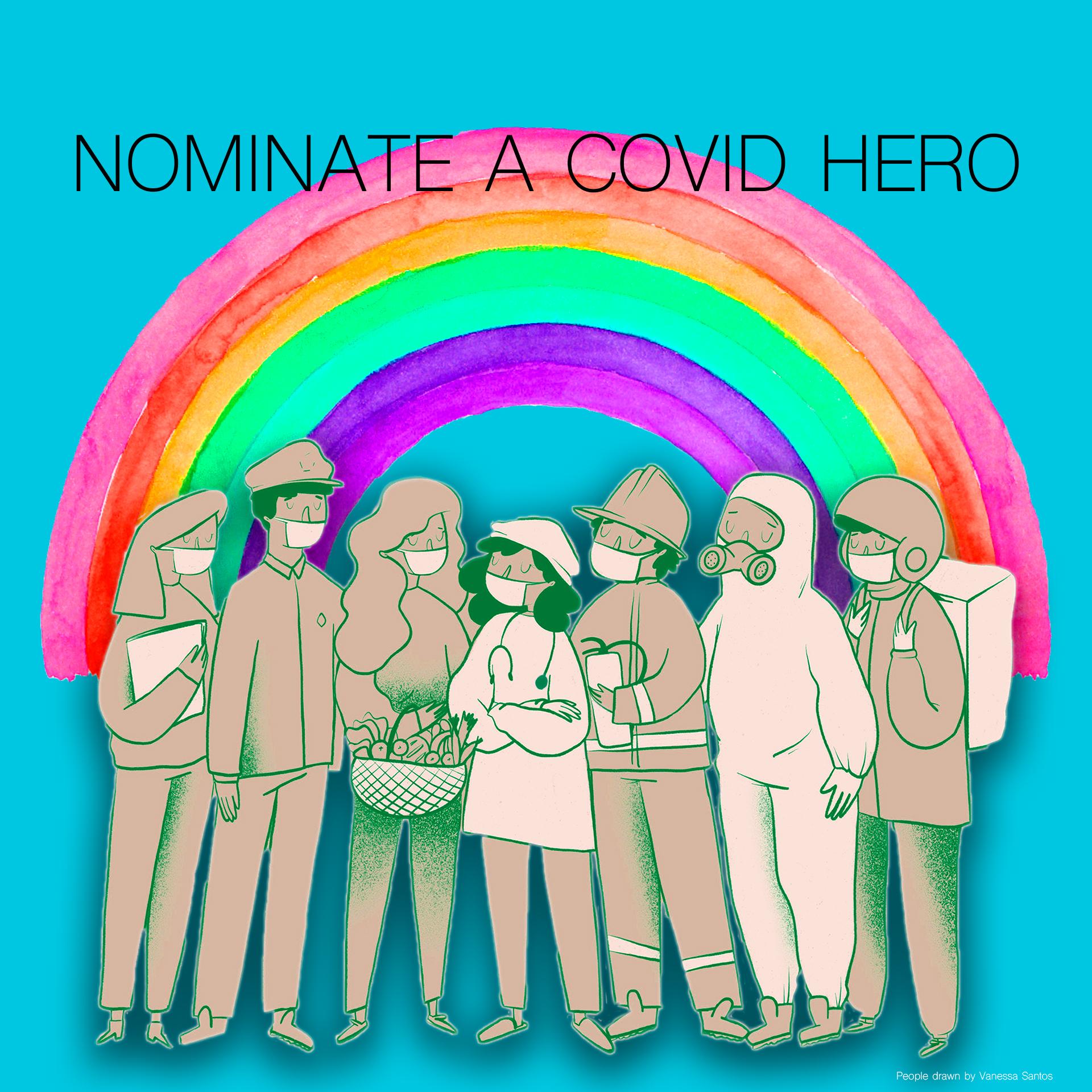 Covid Hero Campaign