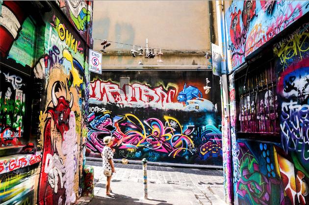 Australia Graffiti