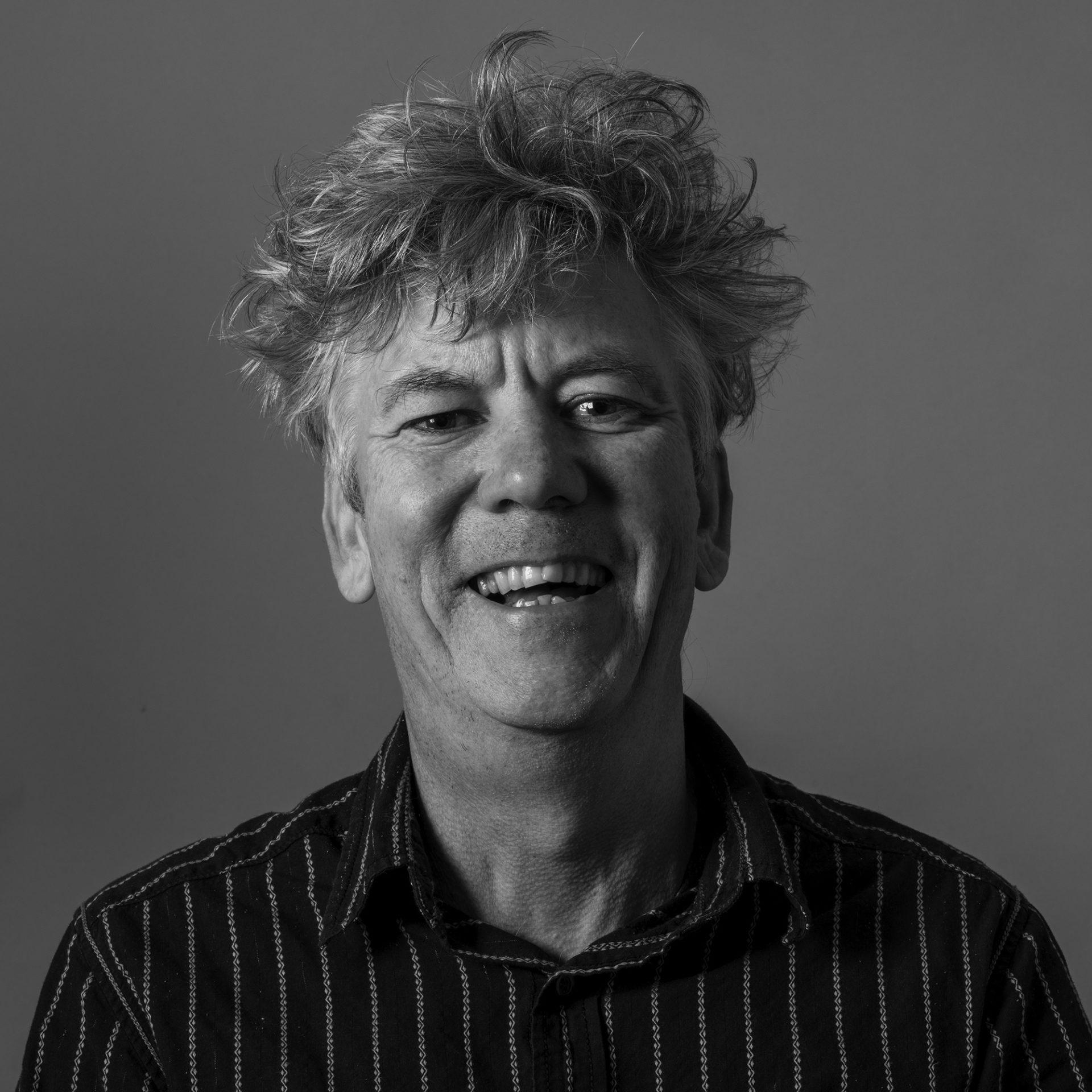 Dave Green smiling headshot