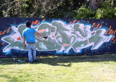 Jaz Mackenzie – Graffiti Artist