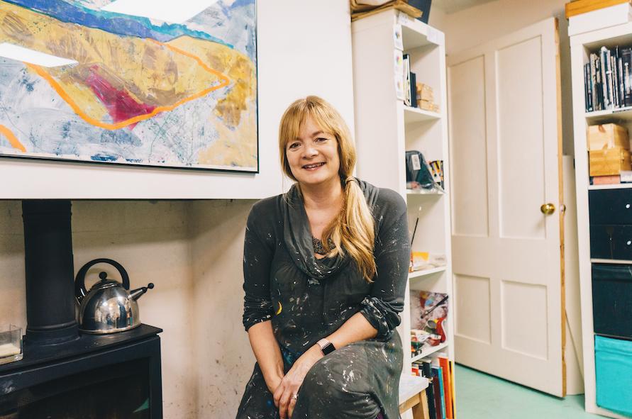 Deborah Last –  Painter & Storytelling Artist