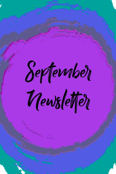 The Maker Series September Newsletter